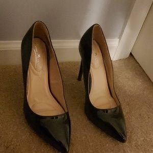 Anne Michelle black high heels
